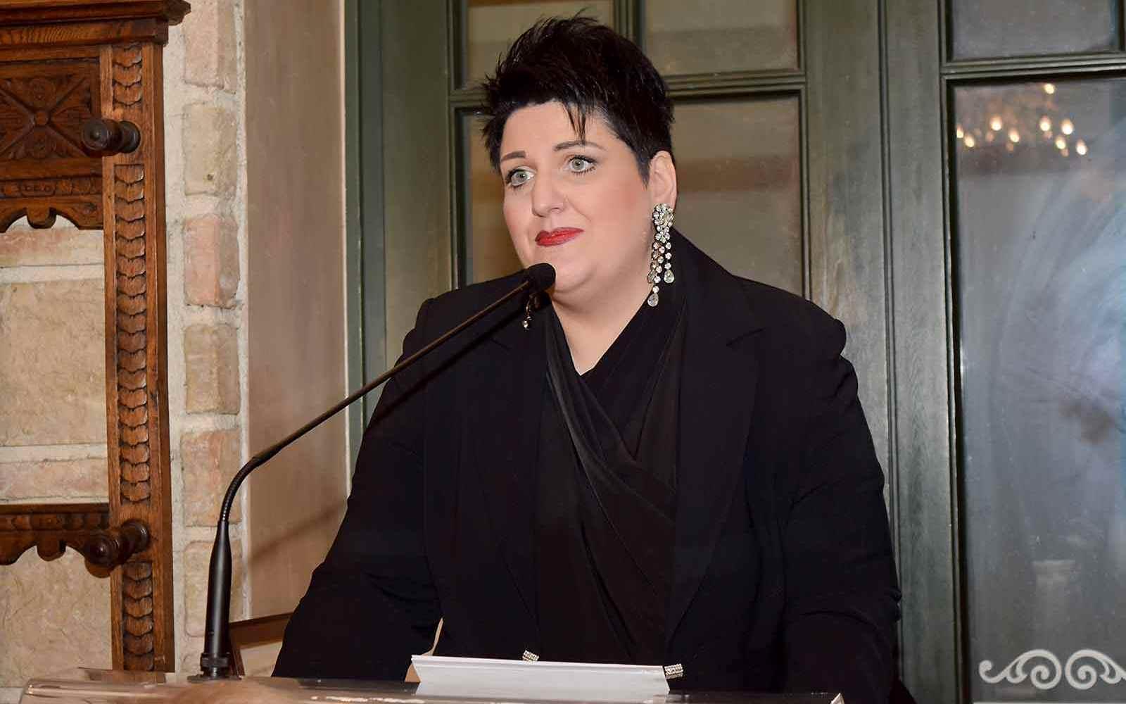 η-Πρόεδρος-της-Ένωση-Γυναικών-ΠάτραςΆννα-Μαρία-Ρογδάκη