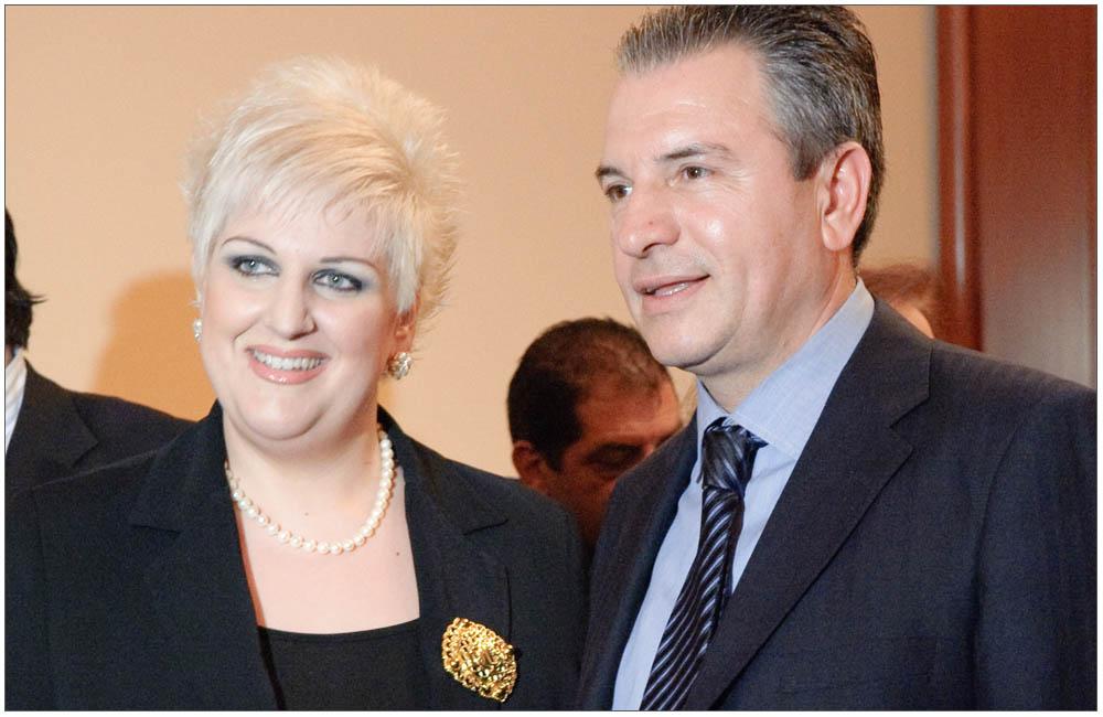 Άννα Μαρία Ρογδάκη, Δημήτρης Κατσικόπουλος::::Anna Maria Rogdaki, Dimitris Katsikopoulos