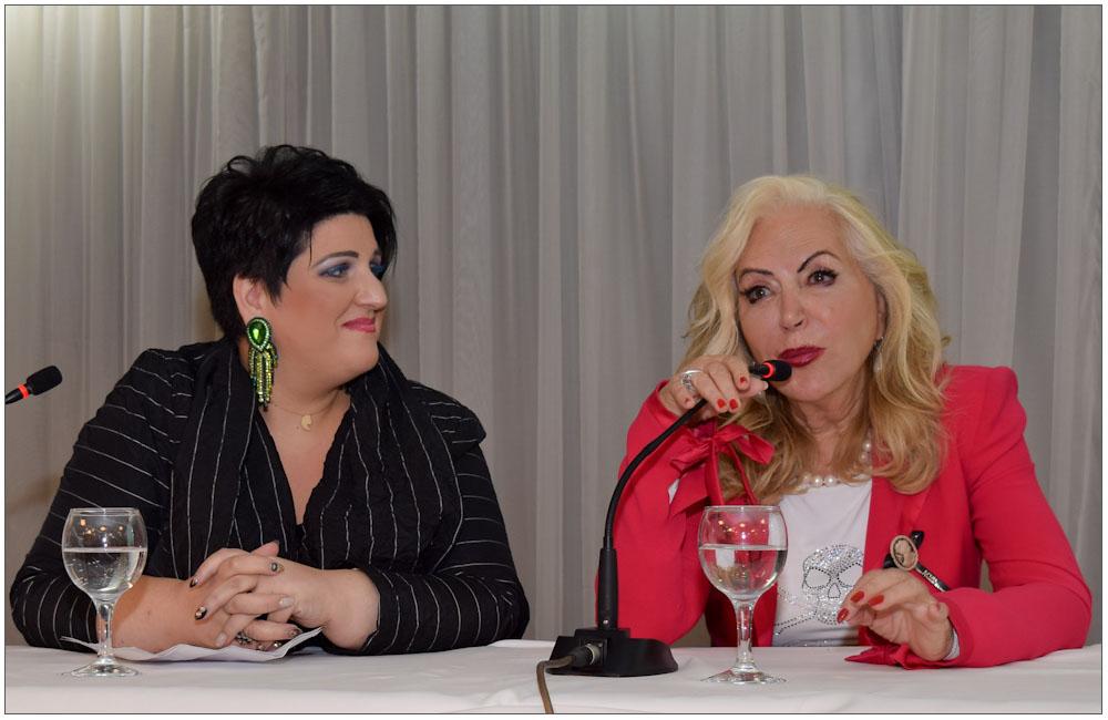 Συγκίνησε τους πάντες η κα Ρία Πρίνου::::Mrs Ria Prinou tοuched everyone….