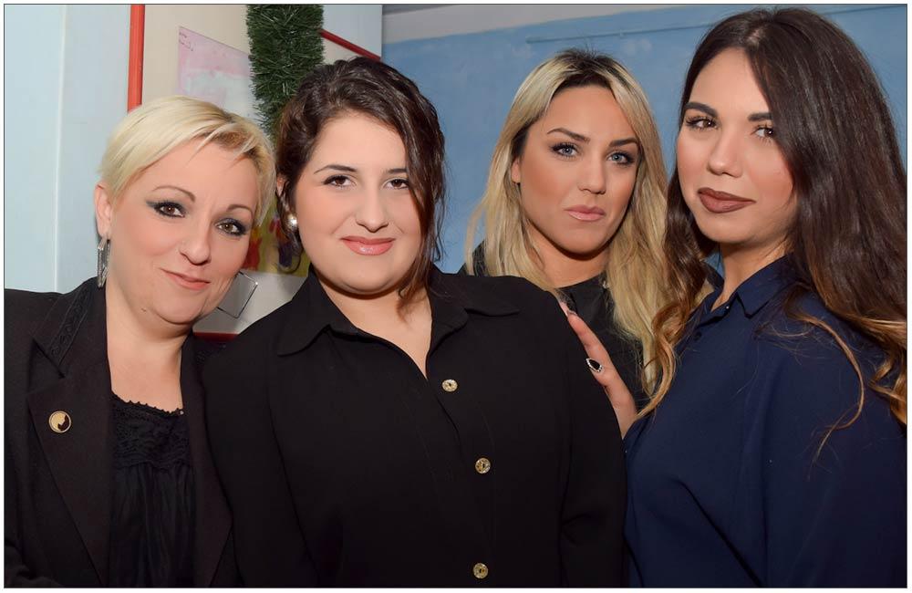Αντωνία Παπαδημητρακοπούλου, Θεοδώρα Ρογδάκη Παπαμιχαλοπούλου, Μαρία Χαραμίδη Κατσένη, Ειρήνη Μπουκουβάλα::::Antonia Papadimitrakopoulou, Theodora Rogdaki Papamihalopoulou,Maria Haramidi Katseni, Eirini Boukouvala