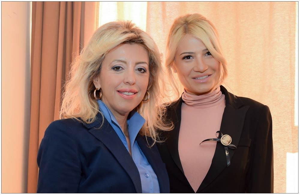 Έλενα Κονιδάρη, Φαίη Σκορδά::::Elena Konidari, Faye Skorda