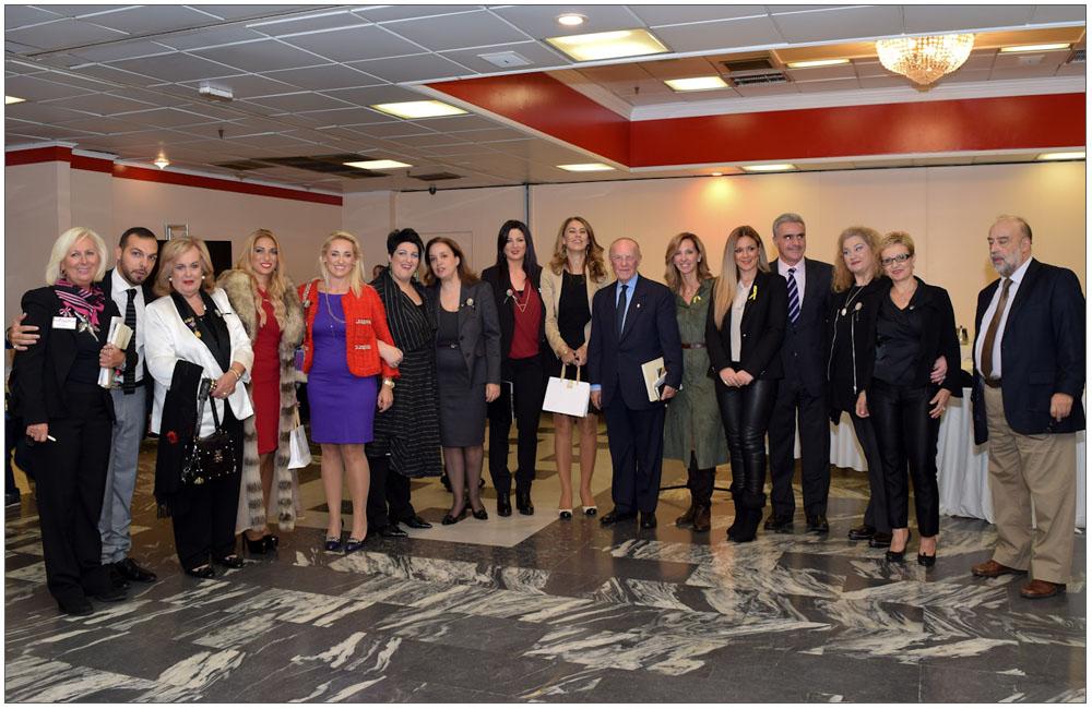 Οι συμμετέχουσες στην ενότητα ActiveWomen::::Τhe Participants in the section ActiveWomen