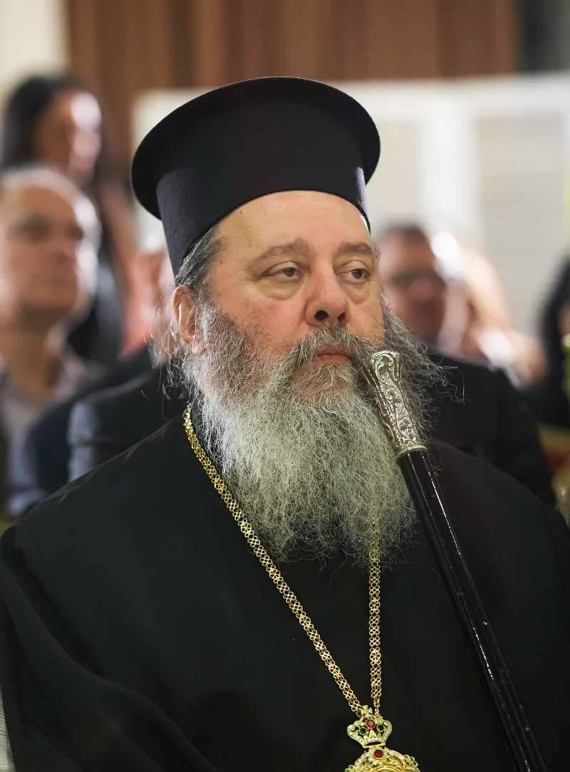 Επίσκοπος-Κενρίτσης-Χρύσανθος