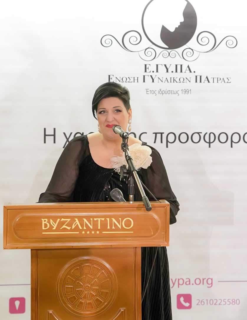 αννα-μαρια-ρογδακη–προεδρος-της-ενωσης-γυναικων-πατρας
